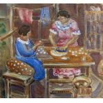 FABRICA DE EMPANADAS by IVAN MESSENGER (American, 1895-1983) Preview