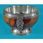 Geo V Fine large silver maple Mazer Bowl, Birmingham 1932  Preview
