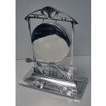 W.M.F Art Nouveau Secessionist Jugendstil Table Gong Bell, C.1900  Preview