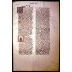 IM-3184: Medieval Bible Leaf - Sainte-Chapelle Group Preview