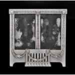 Rare WMF Jugendstil Art Nouveau Secessionist Photograph Frame Germany C1910 Preview