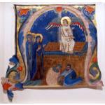 IM-4608 - Illuminated Manuscript Cutting - Three Marys at the tomb - c. 1275 Preview