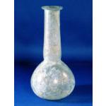 Ancient Roman Glass Unguentarium - c 1st - 3rd century AD Preview