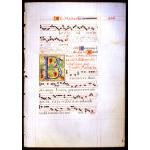 IM-11324 - Gregorian Chant - Royal Workshop of Henri II c 1550 Preview