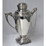 Fine Silver Cocktail Shaker, Birmingham 1928, Turner & Simpson. Preview