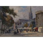 Edouard Leon Cortes (1882 - 1969) Preview