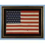 45 UPSIDE-DOWN STARS, 1896-1907, UTAH STATEHOOD, SPANISH-AMERICAN WAR ERA: Preview