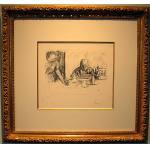 La Coupe et Ie Compotier (The Goblet and the Fruit Dish) by Pierre Bonnard  (1867-1947) Preview